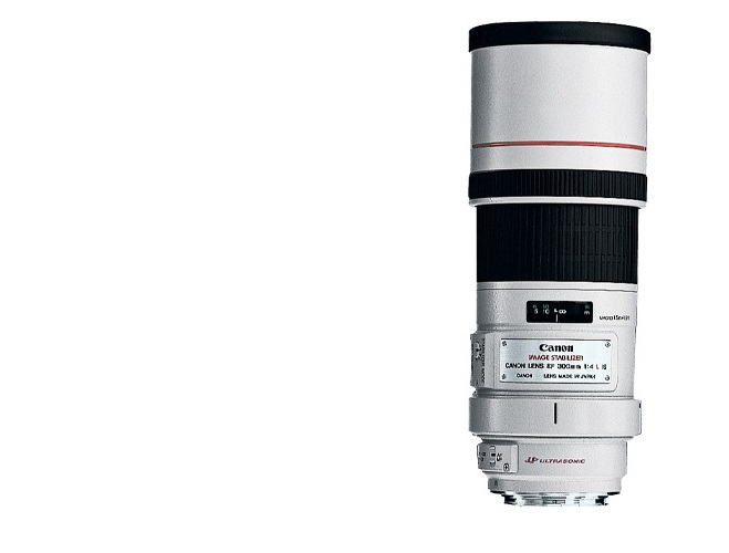 Скидка 40% на объектив Canon EF 300mm f/4L IS USM!